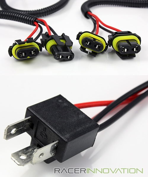 Hid Wiring Harness - Wiring Diagrams on